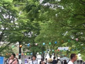 代々木公園ジャマイカンフェス