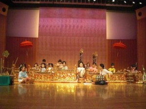 ガムランコンサート