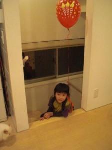 幼稚園の親友トコちゃん