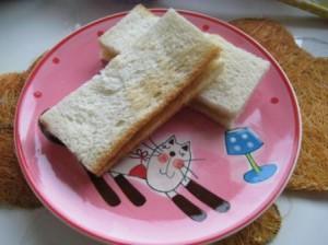 kayaジャムトースト